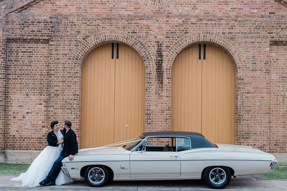 Newcastle wedding photography – Paige and Cory