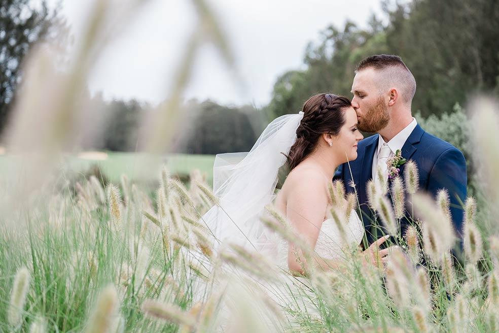 Central Coast wedding photographer – Kira and Chris