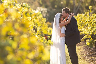 Hunter Valley weddings