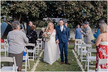 Wedding at Magenta Shores – Jess and Matt