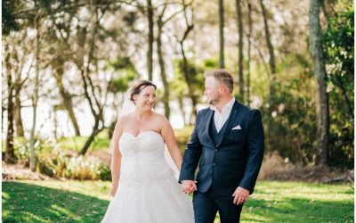 Raffertys Resort wedding – Linda and Ryan