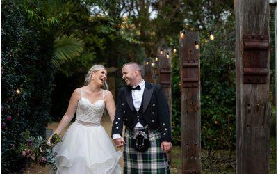 Kangy Gardens wedding – Leesa and Jason