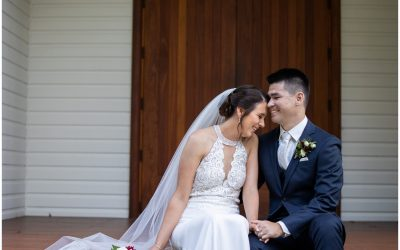 Kantara House wedding – Sarah and Jamie