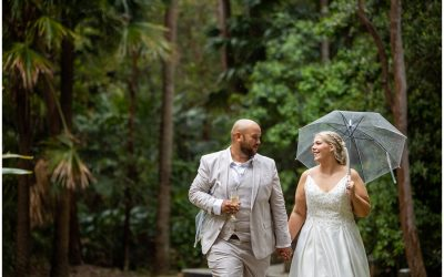 Pearl Beach Arboretum – Claire and Dylan